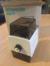 VINTAGE KENWOOD CHEF - Coffee Grinder A979 - (Fits A901)