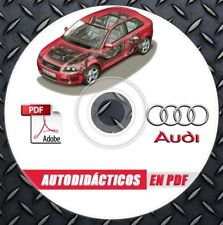 Manuales autodidácticos Audi A2 A3 Sportback A4 A6 A8 TT Coupé Roadster Q7 RS6