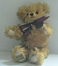 More details for merrythought teddy bear ~ ltd ed 23/25 ~ plush ~ signed by oliver holmes