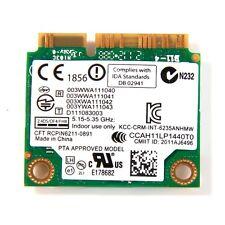 Intel 6235AN.HMW Wireless 300Mbps WiFi PCI-E Centrino Bluetooth 4.0 Network Card