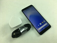 Google Pixel 3a - 64GB - Clearly White (EE) (Single SIM) Ref: Q13
