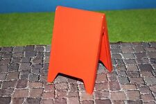 pièces playmobil plakataufsteller rouge cirque romani 3728
