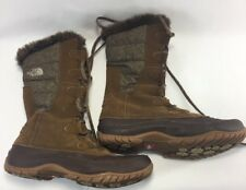 NWD The north face  suede Millennial 620179 womens boots Size 8