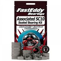 Fast Eddy Bearings Associated SC10 (2wd) Sealed Bearing Kit (TFE209)