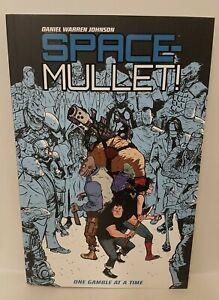 Space-Mullet (2016) TPB Vol 1 One Gamble at a Time SC Daniel Johnson Dark Horse