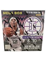 2019-20 Panini NBA Basketball Illusions Mega Box NEW IN HAND FREE SHIPPING Zion