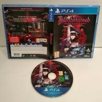 BLOODSTAINED: Ritual of the night - Jeu PS4 - Pal française - Comme neuf