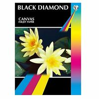 High Quality A4 Glossy/Canvas/Matt Inkjet Photo Printer Paper 20 50 100 Sheets