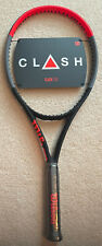 BRAND NEW WILSON CLASH 100!-4 1/4 GRIP!-PRICED TO GO & WILL BE REDUCED TIL SOLD!