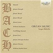Bach Family Organ Music, Sergio Militello CD | 5028421944838 | New
