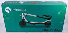 Minimula minimulaevobk Elektroroller Scooter Unisex Erwachsene Schwarz