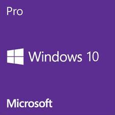 WINDOWS 10 PRO 32 / 64BIT PROFESSIONAL LICENSE KEY ORIGINAL OEM Product  CODE