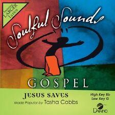 Tasha Cobbs - Jesus Saves - Accompaniment/Performance Track – New CD