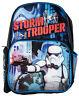 Star Wars Stormtrooper Backpack Kids Boys School Book Bag Luggage Toy Disney New
