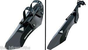 "Axiom FrontRunner or RearRunner 26"" Bike MTB Fender ClipOn QR Lightweight Choose"