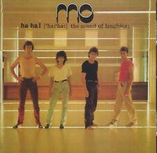 The Mo - Ha Ha! ['ha:`ha:] The Sound Of Laughing    New  cd (Dutch band 80's )