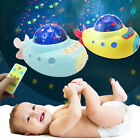 Musical Mobile Bed Bell Baby Rattle Rotating Bracket Projecting Toys For Newborn