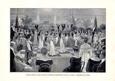 Verein Verbesserung Frauenkleidung XL Druck 1904 Damenmode Modenschau Laufsteg