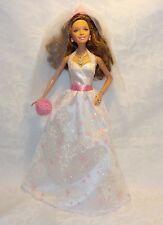 ♥♥  Barbie Mattel X1171 Braut Teresa, Puppe / Doll Wedding / 2011♥♥E8
