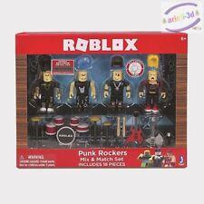 ROBLOX PUNK ROCKERS MIX & MATCH Action Figure  7cm JAZWARE NEW