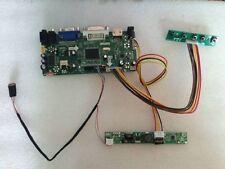 Lvds (HDMI+DVI+VGA) Controller Board Kit  for LCD LED LTM215HT03 Panel monitor