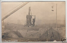 RPPC - Mining Scene - Crane moving mining equipment - early 1900s