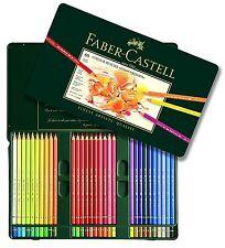 Faber Castell Polychromos Artists Watercolor Pencil Set Tin Case 60 Colors Art