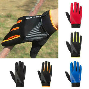 Motorcycling Bicycle Bike Neoprene Cycling Mittens Touchscreen Thermal Gloves
