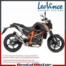 KTM 690 DUKE 2015 15 LEOVINCE TERMINALE SCARICO LV ONE EVO ACCIAIO INOX 8702E