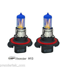 GP Thunder II 8500K H13 9008 Xenon Halogen Headlight Quartz Light Bulbs 55 60W