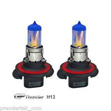 GP Thunder II 8500K H13 9008 Xenon Halogen Headlight Quartz Light Bulbs 55 60W