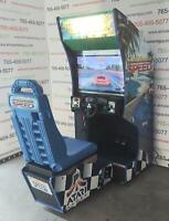 California Speed by Atari COIN-OP Arcade Video Game