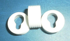10 20mm KEY HOLE HANGERS - FOR MOUNTING MDF AND OTHER FRAMING ITEMS