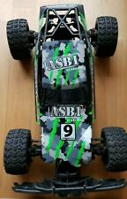 Absima ASB1 1/10 SAND BUGGY 4WD Waterproof BRUSHED 1:10 with 2 NiMh BATTERIES