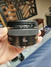 Canon EF 50mm 1.4 in excellent condition