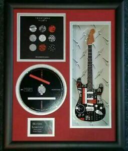 Twenty One Pilots Framed Guitar, CD & Sleeve Presentation
