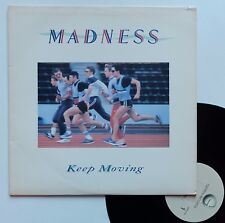 "LP Madness  ""Keep moving"""