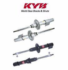 KYB 4 Struts Shocks FIAT X1/9 & X19 Bertone 1974 75 to 1987 1988 - 233003 233004