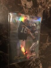 1998 Topps Gold Label Peyton Manning Indianapolis Colts Rookie RC #20 HOF Rare