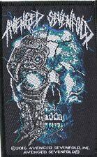 Avenged Sevenfold ' Biomechanical ' Woven Patch