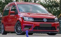 NEW GENUINE VOLKSWAGEN VW CADDY 2K FRONT BUMPER GRILL RIGHT O/S 2K5853666C9B9