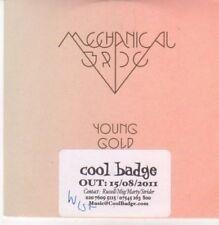 (CG239) Mechanical Bride, Young Gold - 2011 DJ CD