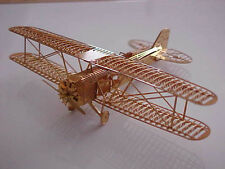 Boeing 40 Model 1928 Micro Scale in flip top box GOLD Air Mail