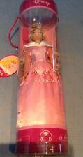 Disney Store Princess Sleeping Beauty doll new in original package tube NIP NOS