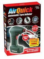 12V Handheld Cordless Digital Car Tyre Inflator Air Compressor Pump Automatic UK
