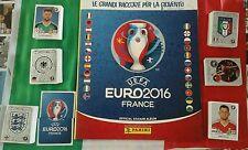 Album euro 2016 panini e set completo con aggiornamento
