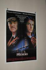 """PRESIDIO Original USED American MOVIE POSTER 1988 27"""" X 41"""
