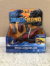 SKULLCRAWLER Skull Crawler Heav Monsterverse Godzilla vs Kong Action Figure