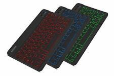 Microsoft Surface Pro LED Backlit Type Cover Bluetooth Keyboard Portable Slim