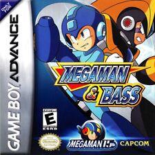 Nintendo GameBoy Advance - Mega Man & Bass (US) (mit OVP) (sehr guter Zustand)
